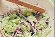 Salads / by Jessica Petree-Armstrong