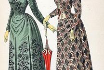 "1890's / Costume ideas for my school play, ""The Seagull""-Anton Chekov, 1895"