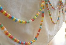 The Candyland Party Insporation  / Candyland party ideas for decorations, food, activities and anything else that'll spice up your candy themed get together! (Budget friendly too :D ) / by Emma Murray