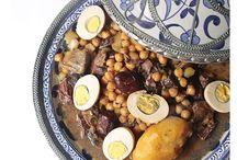 Comida  Árabe  India Turca