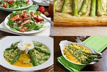 In Season Recipes: Spring