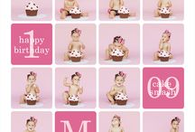 1st birthday ideas / by Anne Sprosen