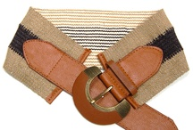 Wide Belts / Belts, it's all about proportion.