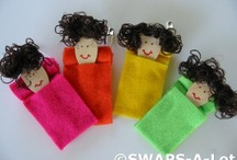 Girl Guides - Swaps