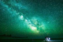 Références/Night Skies
