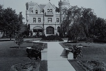 Historic Photos of the Joslyn Castle and Grounds