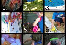 Kids activities / by Samanta Pean