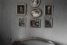Inspiratie ☆Frames & Collages☆ / wall decoration, frames, collages