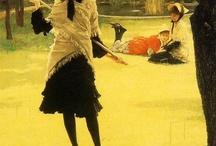 James Tissot / by Mary Stitt