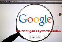 Keywords finden und analysieren / Mehr Erfolg und Sichtbarkeit mit den richtigen Keywords. Finde die profitabelsten Keywords und setze sie zu Deinem Vorteil ein.