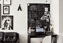 The office / Wanted: A creative writing space.