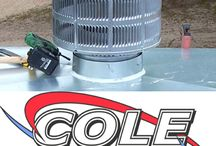 Services / Services, at Cole Air Conditioning & Kitchen Appliance Store