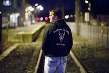 SOLDIERS OF ODIN IN NORWAY KEEPING PEOPLE SAFE IN THE STREETS AT NIGHT
