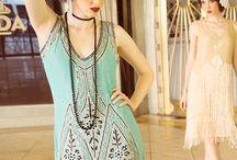 style   1920-1950's fashion