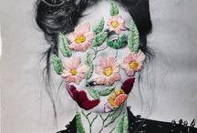 Fleurs & brodries