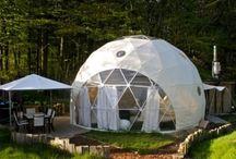 Glamping Weddings / #Weddings #Camping #Glamping