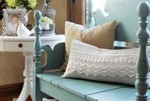 Bed seat ideas