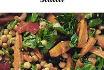 Salads / Recipes from my kitchen - salads I love and salads which make me feel good.
