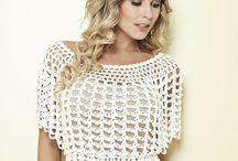 Crochê - roupas1