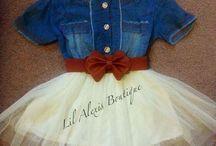 vestimenta canchera nena