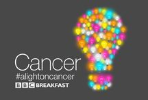 Shining a light on cancer / We'll be looking at the latest research and treatment, signs and symptoms to help prevention, highlighting those most at risk, and attempting to reduce the fear and stigma around a diagnosis.