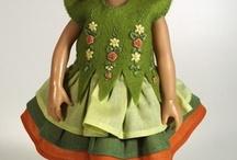 Boneka Diana Effner / Vinyl doll
