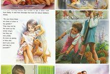 .:vintage children's books:.