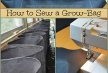 how to make grow bags