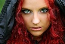 Red / by Karin Sebelin