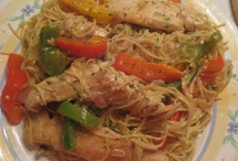 Favorite Recipes / by Terry Melton