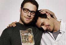 Seth Rogen & James franco <3