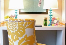 Home Office for A Travel Boutique