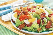 Salad Ideas / by Barbara