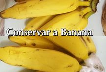 Dica para conservar a banana / Dica Para Conservar a Banana http://camilazivit.com.br/dica-para-conservar-banana/