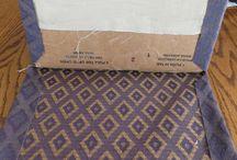 papír doboz borítás