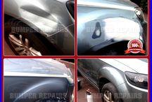 Audi Q7 Repair London / We repair Audi Q7 paint scratch, bodywork dent and alloy wheel scratch damage in London, Surrey, Hertfordshire, Essex & Kent