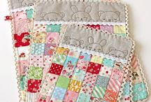 doll size quilts