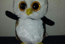 Ty Beany Boo / Jason spaart knuffels van Ty Beany Boo.  Deze zijn 15 cm en inmiddels in zijn collectie.
