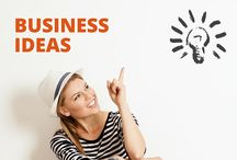 Business Ideas / What should you do with your great business idea? How do you protect it? How can you think of more ideas? This is where we discuss all of these questions and more.