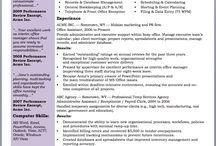administrative  cv