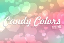 Candy Color / by Penéllope