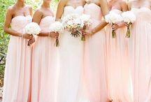 Gracie's Bridal party
