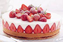 Kuchen & Torten & Co. / Für die kleinen und großen Backprofis. Wir zeigen euch Rezepte für Kuchen und Torten jeder Art; da ist für jeden eine süße Versuchung dabei.