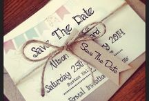 Bryllupsinvitasjoner