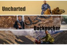 Uncharted Backpacker / My Websites Official Board