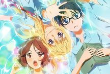 Your Lie in April/Shigastu Wa Kimi Na Uso