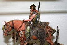 cavaliere Gallo / historical miniatures