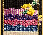 needlepoint / by Betsy James