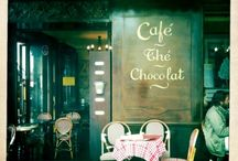 Cafe Life~ / by Chesparrow ~