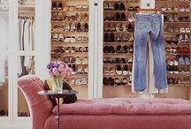 Shoe Fancy (and closets)
